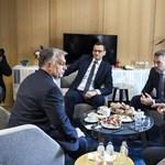 A koronavírus miatt rendkívüli V4 kormányfői csúcs kezdődött Prágában