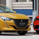 A 2020-as Év Autója finalistái: a Peugeot 208 a Renault Clio ellen