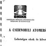 Aszódi Attila: Közzéteszem a betiltott magyar Csernobil-tanulmányt