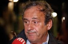 Emmanuel Macron is érintett lehet Michel Platini korrupciós botrányában