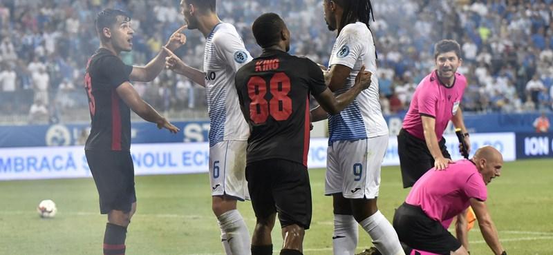 Keményen megbüntette a Honvédot az UEFA