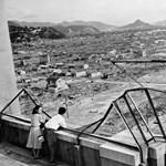 Egyperces csenddel emlékeztek meg a hirosimai atomtámadás áldozatairól Japánban