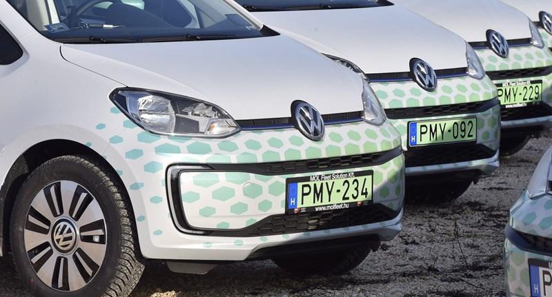 fb0c63df21 2020-ra teljes Budapestet lefedi a ma 1 éves MOL Limo autómegosztó