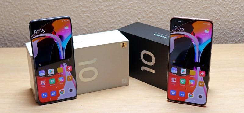 Új szintre lépett a Xiaomi, kipróbáltuk a két legerősebb mobilját