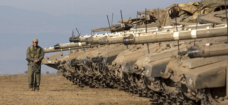 Közvetlen izraeli-iráni összecsapás tört ki Szíriában