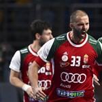 Hatgólos előnyt elszórva, hosszabbításban esett ki a magyar férfi kézilabda-válogatott a vb-negyeddöntőben