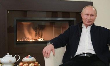 Putyin szerint a fehéroroszok tiltakozása az ország belügye