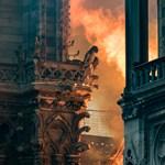 Notre-Drame – így mutatták be a világ újságjai a párizsi katasztrófát