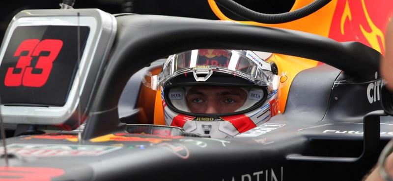 Verstappen húzta be az F1-es idényzárót