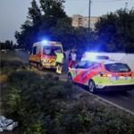 Gyerek vesztette életét egy zuglói balesetben