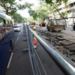 Leállítják két hét múlva az Alkotás utcai és a Villányi úti villamosokat