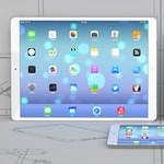 Hamarosan itt az egészen nagy kijelzőjű iPad?