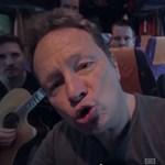 Globális magyar klipet készített Geszti Péter