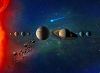Két hullámban alakulhattak ki a Naprendszer bolygói