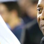 Pelé beleszállt a brazil válogatottba