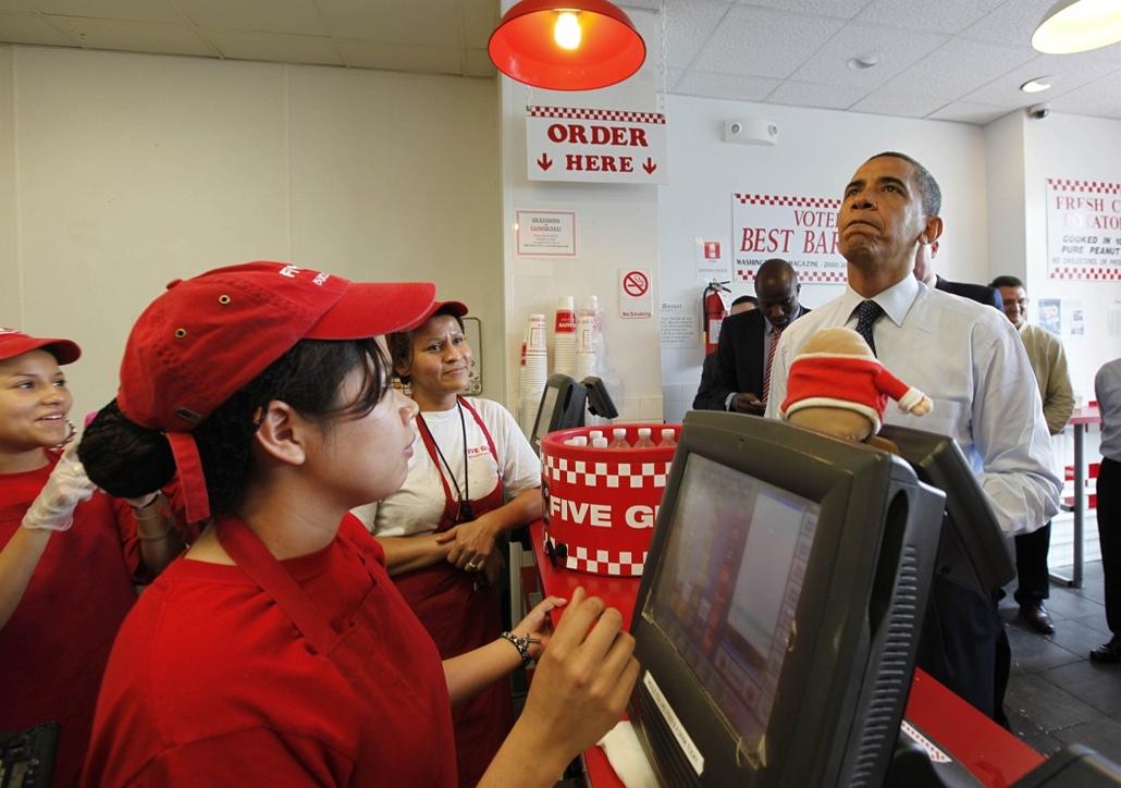 Obama 50 éves