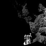 Megérkezett a Philae első fotója