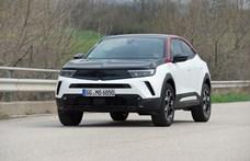Nem csak a villany - Opel Mokka 1.2 Turbo menetpróba