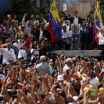 Washington biztonsági okokból hazahívja diplomatáit Venezuelából