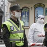 Nyolcezer fölött Ukrajnában a fertőzöttek száma, az elhunytaké átlépte a kétszázat