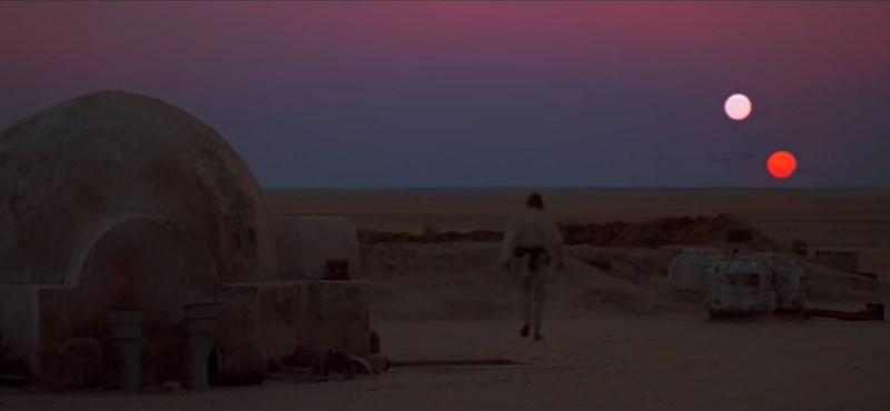 Előkerült a Csillagok háborúja eredeti forgatókönyve, amiben Luke és Leia még nem ikrek