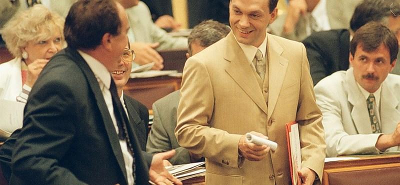 Orbán írt néhány kedves sort Torgyán József özvegyének