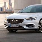 Akkor hivatalosan is itt az új Opel Insignia - képek