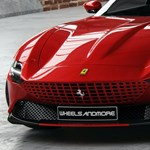 Ízléses tuningot kapott a Ferrari Roma