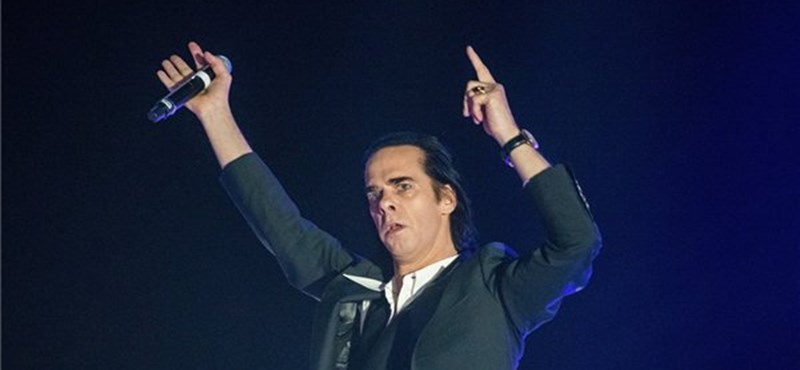 Odébbtolták az eget – a Nick Cave and The Bad Seeds Budapesten