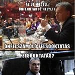 """""""Felsőoktatás? Az nem lesz"""" - új Orbán-mém"""