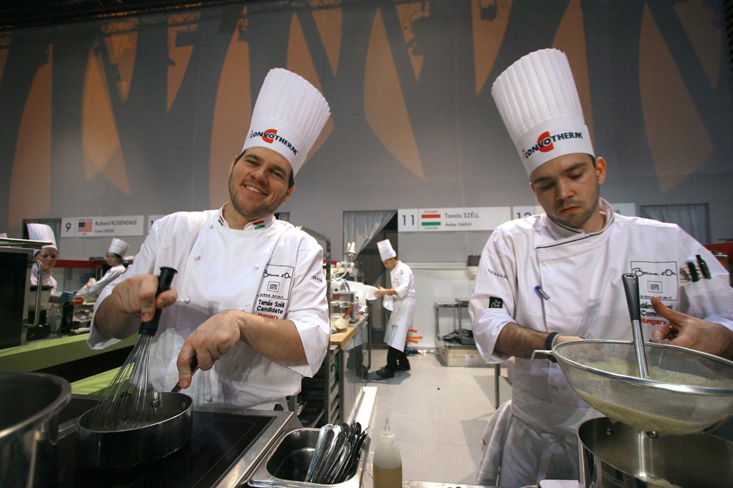 Bocuse d'Or szakácsverseny, Széll Tamás, gasztronómia
