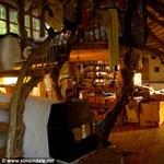 Hobbit-házat épített egy jelzáloghiteles
