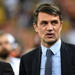 Koronavírus-fertőzött az AC Milan legendája