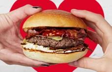 Tegyünk jót, együnk hamburgert - így is lehet