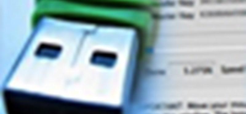 Így titkosíthatja USB memóriakulcsát
