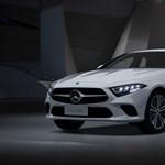 A hatalmas Mercedes CLS-t 1,5 literes apró motorral is gyártják