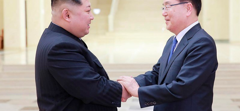 Dél-koreai elnök: Kim Dzsong Un már nem ragaszkodik az amerikai csapatok kivonásához
