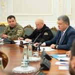 A mániás Putyintól retteg az ukrán elnök
