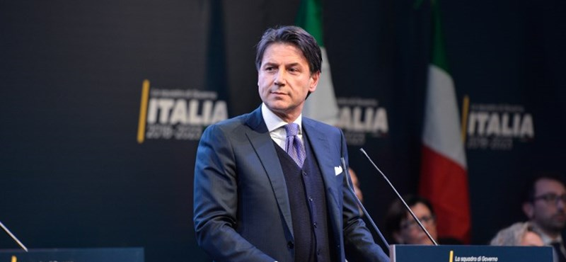Megalakult az új olasz kormány