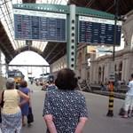 Óriási késések a miskolci vasútvonalon