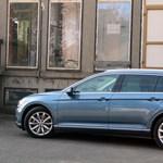 Az új Volkswagen Passat lett az év autója