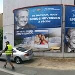 Hivatalos: tényleg lekapják a Soros-plakátokat