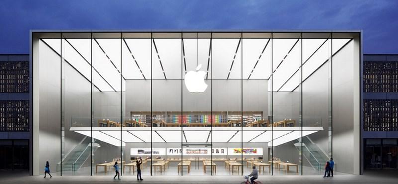 El nem tudja képzelni, mennyi pénzen ül az Apple