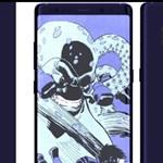 Önnek tetszene? Új színben is megjelenhet a Galaxy Note 8