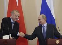 Erdogan és Putyin megállapodtak arról, mi legyen a kurd területekkel