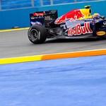 Brit Nagydíj: Webber rajtol az élről