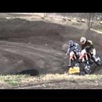 Videó: Talmácsi motocrossra váltott