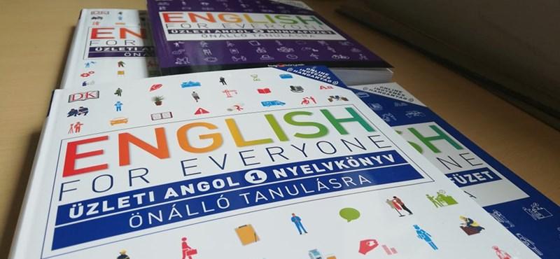Angolozni otthonról, önállóan: új könyvsorozat a tanuláshoz