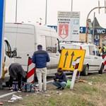 Az éjjel átutazhatnak az országon a határon rekedt román és bolgár állampolgárok