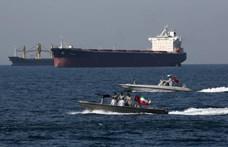 Teherán magyarázatot adott arra, miért foglalták le a brit tankert